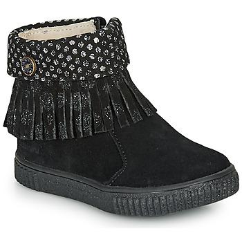 Pantofi Fete Ghete Catimini PERETTE Negru