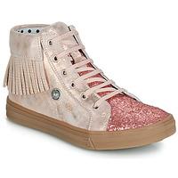 Pantofi Fete Pantofi sport stil gheata Catimini LOULOU Roz