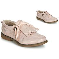 Încăltăminte Fete Pantofi Derby Catimini ROMY Vte / Roz / Powder / Dpf / Regola