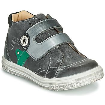 Pantofi Băieți Pantofi sport stil gheata Catimini BICHOU Gri