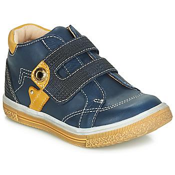 Pantofi Băieți Pantofi sport stil gheata Catimini BICHOU Albastru / MuȘtar