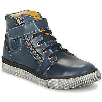 Pantofi Băieți Pantofi sport stil gheata Catimini TOBBY Albastru