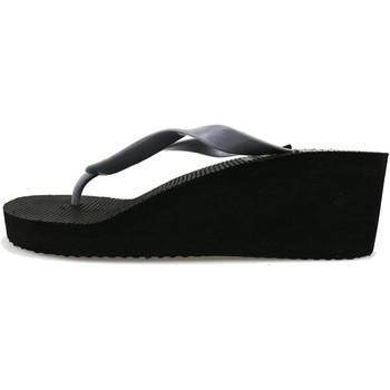 Pantofi Femei  Flip-Flops Lotto AG142 Gri