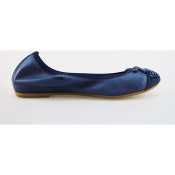 Pantofi Femei Balerin și Balerini cu curea Cruz Pantofi De Balerină AG314 Albastru
