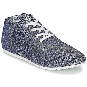 Pantofi Femei Pantofi sport Casual Eleven Paris BASGLITTER Argintiu