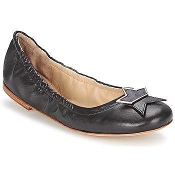 Pantofi Femei Balerin și Balerini cu curea See by Chloé SB24125 Negru