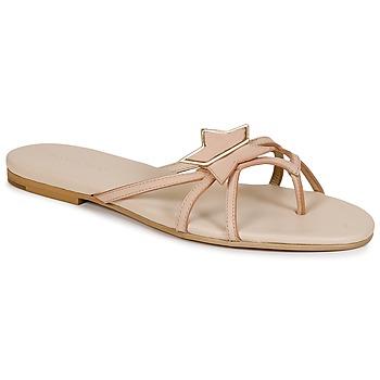 Pantofi Femei  Flip-Flops See by Chloé SB24120 Bej / Nude