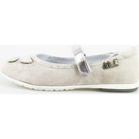 Pantofi Fete Balerin și Balerini cu curea Didiblu AG489 Gri