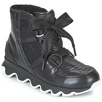 Pantofi Femei Cizme de zapadă Sorel KINETIC™ SHORT LACE Negru