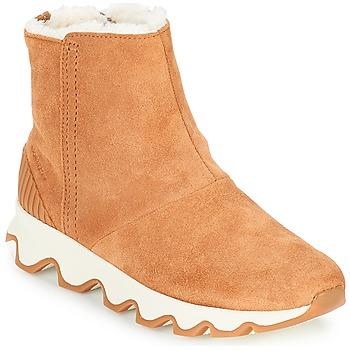Pantofi Femei Cizme de zapadă Sorel KINETIC™ SHORT Camel