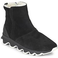Pantofi Femei Cizme de zapadă Sorel KINETIC™ SHORT Negru