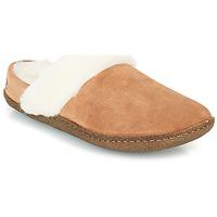 Pantofi Femei Papuci de casă Sorel NAKISKA™ SLIDE II Camel