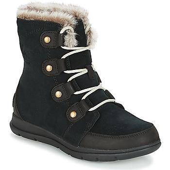 Pantofi Femei Cizme de zapadă Sorel SOREL™ EXPLORER JOAN Negru