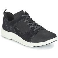 Încăltăminte Bărbați Pantofi sport stil gheata Timberland FlyRoam Leather Oxford Negru