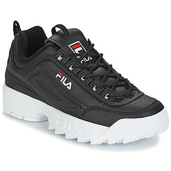 Pantofi Bărbați Pantofi sport Casual Fila DISRUPTOR LOW Negru