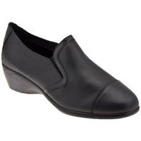 Pantofi Femei Mocasini Stonefly  Negru