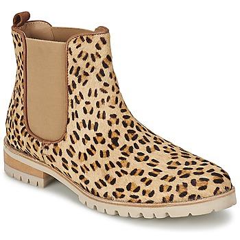 Pantofi Femei Ghete Maruti PARADISE Alb / Negru