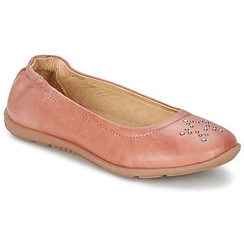 Pantofi Fete Balerin și Balerini cu curea Mod'8 OLIVIA Piersica