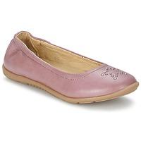 Pantofi Fete Balerin și Balerini cu curea Mod'8 OLIVIA Roz