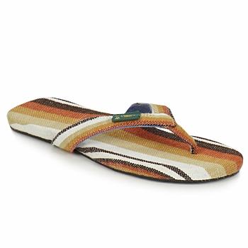 Pantofi Bărbați  Flip-Flops SoleRebels EASYRIDING Maro