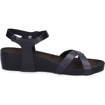 Pantofi Femei Sandale  5 Pro Ject sandali nero pelle bianco AC700 Nero