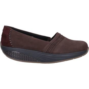 Pantofi Femei Mocasini Mbt Adidași AC906 Maro