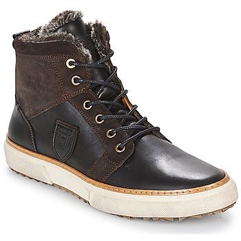 Pantofi Bărbați Pantofi sport stil gheata Pantofola d'Oro BENEVENTO UOMO FUR MID Maro
