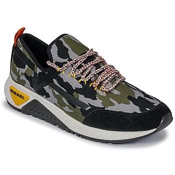 Încăltăminte Bărbați Pantofi sport Casual Diesel S-KBY Camuflaj