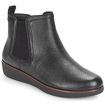 Pantofi Femei Ghete FitFlop CHAI Negru