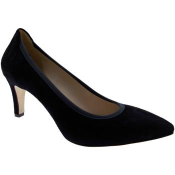 Pantofi Femei Pantofi cu toc Melluso MED078Ebl blu