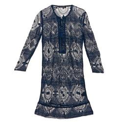 Îmbracaminte Femei Rochii scurte Antik Batik LEANE Albastru