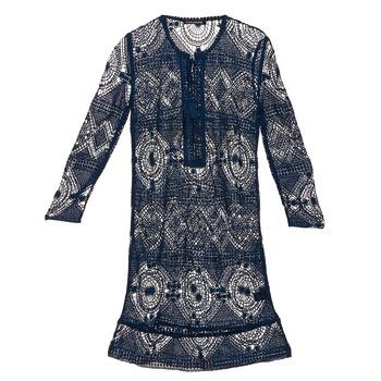 Îmbracaminte Femei Rochii scurte Antik Batik LEANE Bleumarin