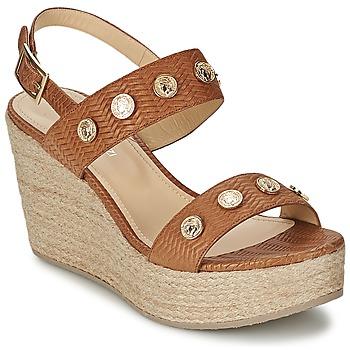 Pantofi Femei Sandale  Alberto Gozzi IRIS Maro