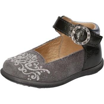 Pantofi Fete Balerin și Balerini cu curea Balducci AD599 Gri