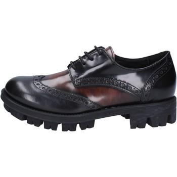 Pantofi Femei Pantofi Derby Lea Foscati Clasic AD743 Negru