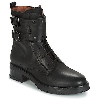 Pantofi Femei Ghete Ikks REGNAUT Negru