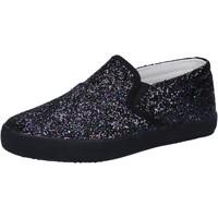 Pantofi Fete Pantofi Slip on Date Adidași AD836 Negru