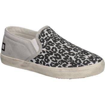 Pantofi Fete Pantofi Slip on Date Adidași AD838 Alb