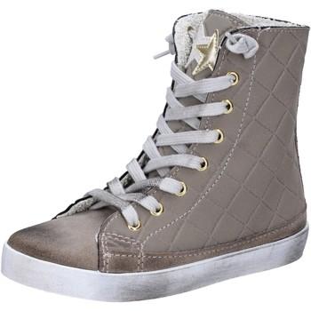 Pantofi Fete Pantofi sport stil gheata 2 Stars Adidași AD888 Bej