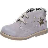 Pantofi Fete Botine Didiblu AD978 Bej