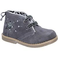 Pantofi Fete Botine Didiblu AD979 Gri