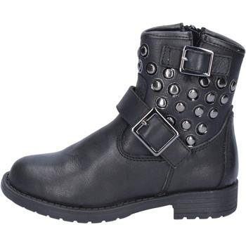Pantofi Fete Botine Didiblu AD981 Negru