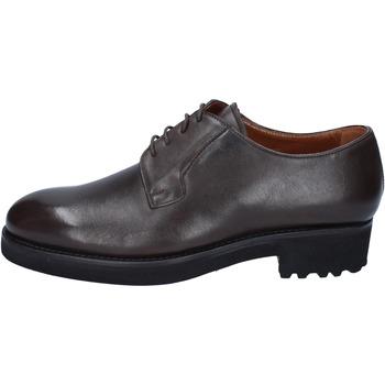 Pantofi Bărbați Pantofi Derby Alexander Clasic BY450 Maro