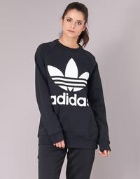 Îmbracaminte Femei Hanorace  adidas Originals OVERSIZED SWEAT Negru