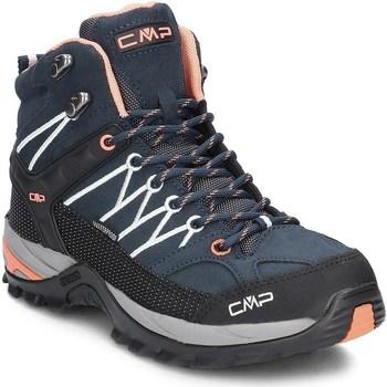 Pantofi Femei Drumetie și trekking Cmp 3Q1294692AD Negre, Albastru marim