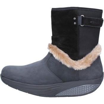 Pantofi Femei Botine Mbt Botine AB217 Negru