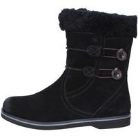 Pantofi Femei Cizme de zapadă Mbt Botine AB232 Negru