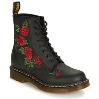 Pantofi Femei Ghete Dr Martens 1460 VONDA Negru