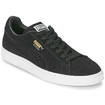 Pantofi Pantofi sport Casual Puma SUEDE CLASSIC + Negru