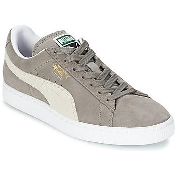 Pantofi Pantofi sport Casual Puma SUEDE CLASSIC + Gri